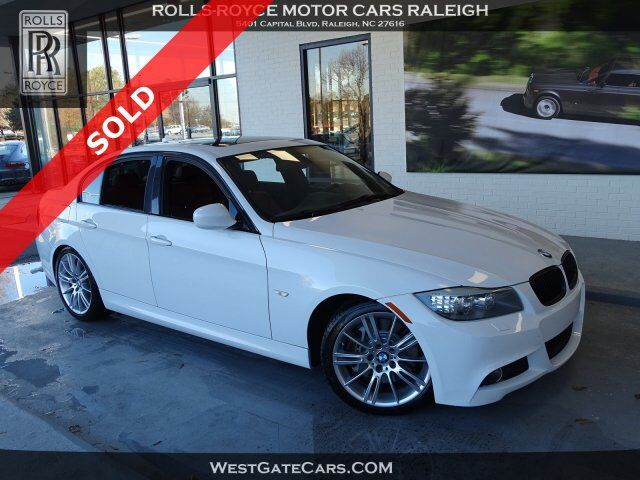 2011 BMW 3 Series 335d Raleigh NC
