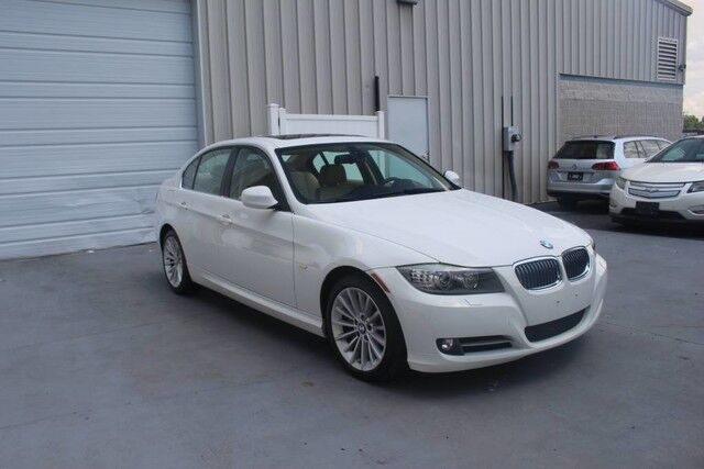 2011 BMW 3 Series 335i 3.0L Turbo Navigation Leather Bluetooth Sunroof Knoxville TN