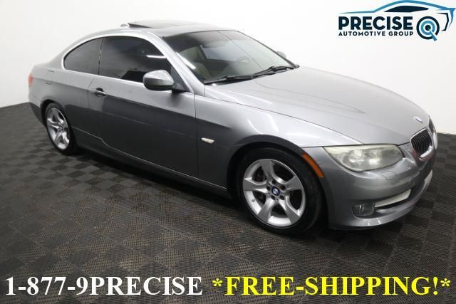 2011 BMW 3-Series 335i Coupe Chantilly VA
