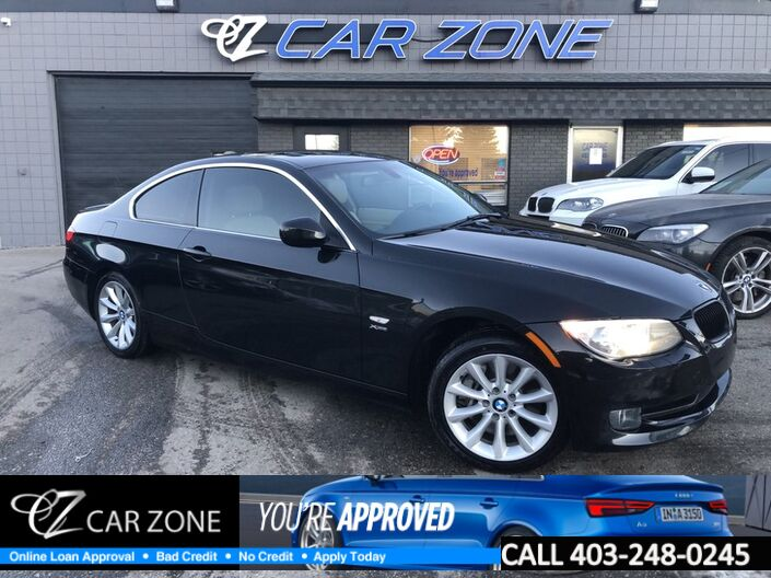 2011 BMW 3 Series 335i xDrive AWD, NAVIGATION, COUPE Calgary AB