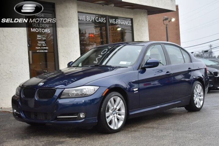 2011_BMW_3 Series_335i xDrive_ Conshohocken PA
