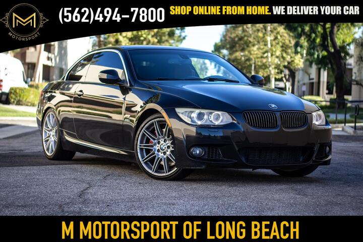 2011 BMW 3 Series 335is Convertible 2D Long Beach CA