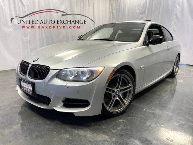 2011 BMW 3 Series 335is Coupe Addison IL