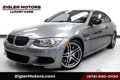 2011_BMW_3 Series_335is Coupe M Sport Rare !Active Cruse W/Brake function_ Addison TX