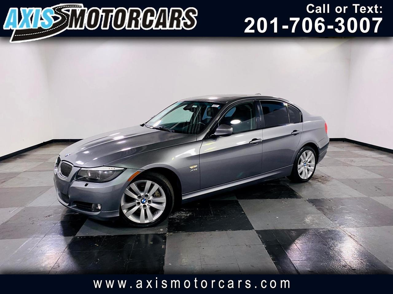 2011 BMW 3 Series 4dr Sdn 335i xDrive AWD w/Navigation Sun Roof Jersey City NJ