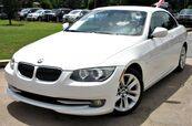2011 BMW 328i CONVERTIBLE - w/ LEATHER SEATS