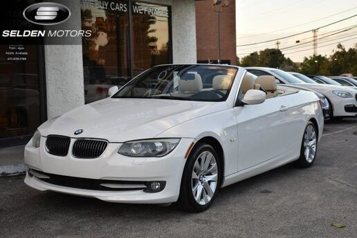 2011 BMW 328i Convertible Conshohocken PA