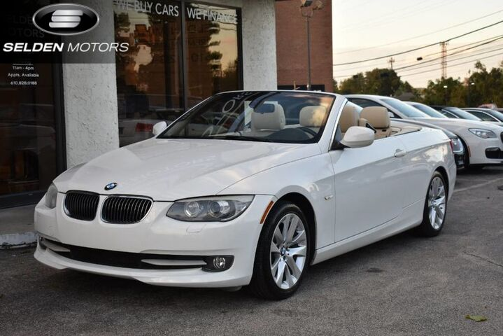 2011_BMW_328i_Convertible_ Conshohocken PA