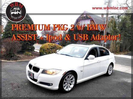 2011_BMW_328i xDrive_Sedan_ Arlington VA