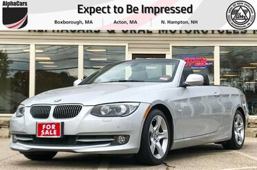 2011_BMW_335i_Convertible_ Boxborough MA