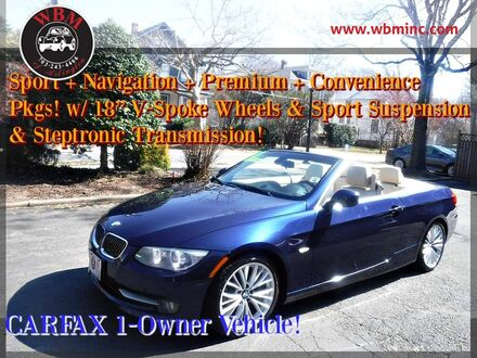 2011_BMW_335i_w/ Sport Package_ Arlington VA