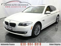 2011_BMW_5 Series_3.0L V6 Engine 535i xDrive AWD w/ Sunroof, Navigation, Bluetooth_ Addison IL