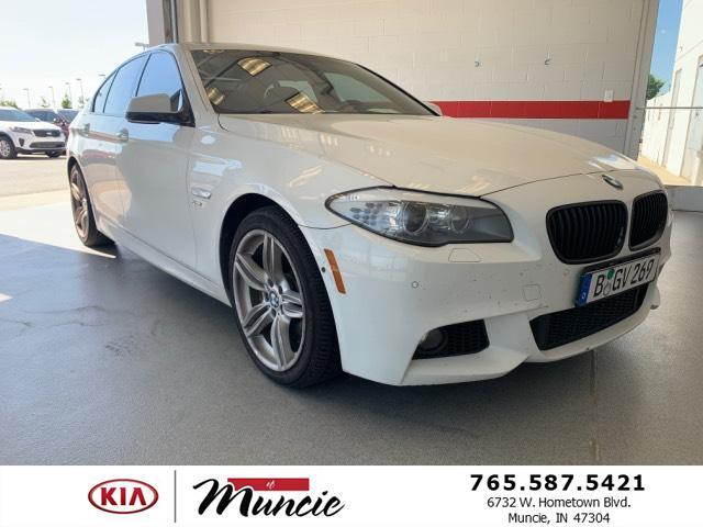 2011 BMW 5 Series 4dr Sdn 550i xDrive AWD Muncie IN