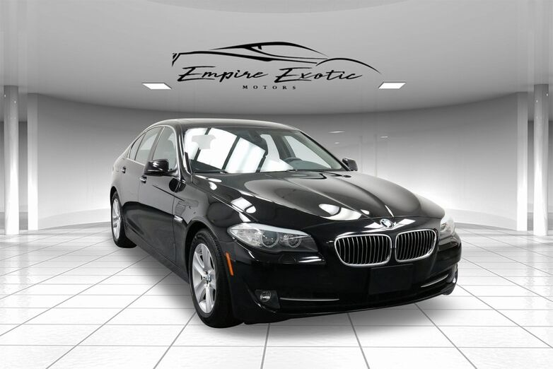 2011 BMW 5 Series 528i Addison TX