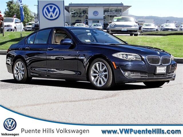 2011 BMW 5 Series 528i City of Industry CA