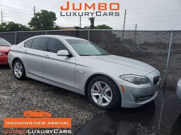 2011_BMW_5 Series_528i_ Hollywood FL