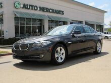 2011_BMW_5-Series_528i, LEATHER SEATS, SUNROOF, NAVIGATION, BACKUP CAMERA, BLUETOOTH CONNECTIVITY,_ Plano TX