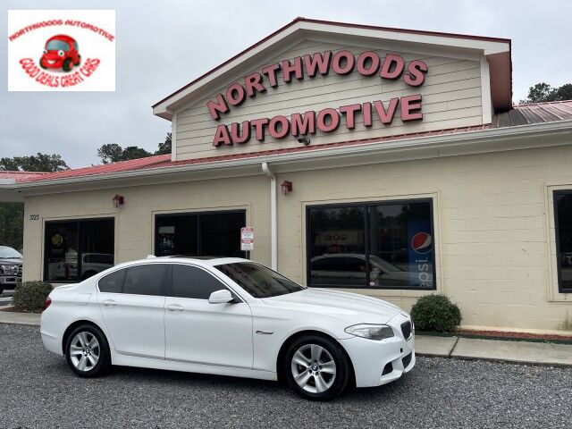 2011 BMW 5 Series 528i North Charleston SC