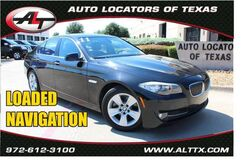 2011_BMW_5 Series_528i_ Plano TX