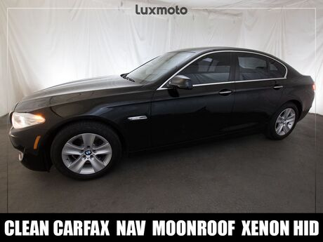 2011 BMW 5 Series 528i Premium Portland OR