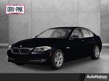 2011_BMW_5 Series_528i_ Roseville CA