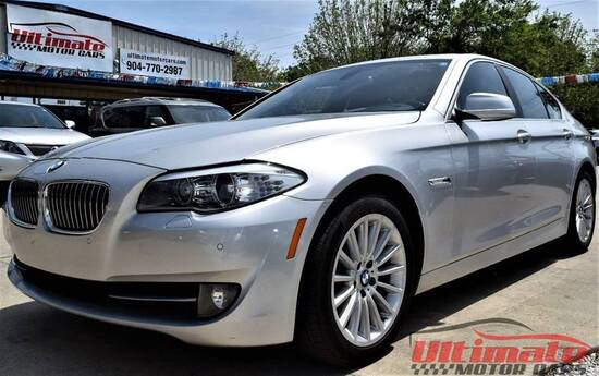 2011 BMW 5 Series 535i 4dr Sedan Saint Augustine FL