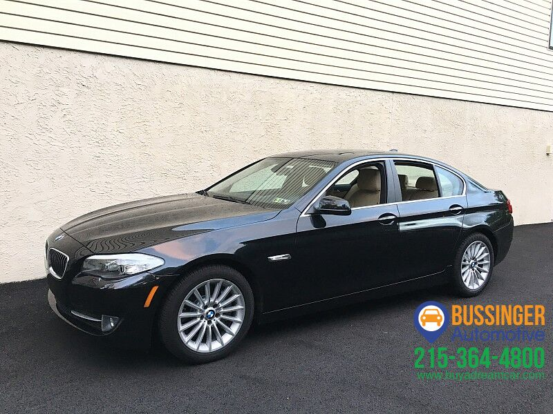 2011 BMW 5 Series 535i Feasterville PA