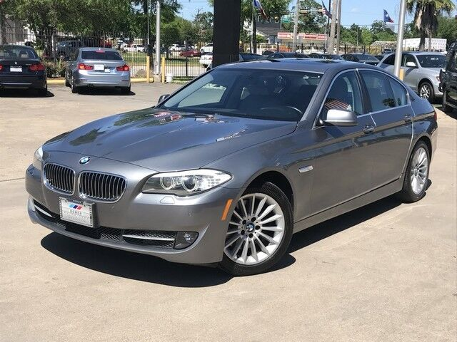 2011_BMW_5 Series_535i_ Houston TX