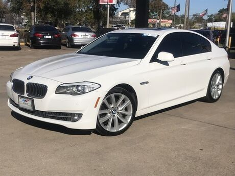 2011 BMW 5 Series 535i Houston TX