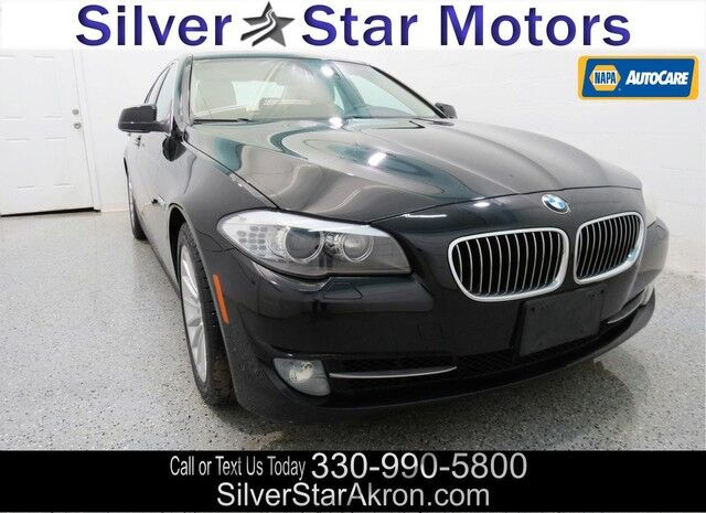 2011 BMW 5 Series 535i Tallmadge OH