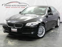 2011_BMW_5 Series_535i xDrive / 3.0L Turbo Charged Engine / AWD xDrive / Sunroof /_ Addison IL
