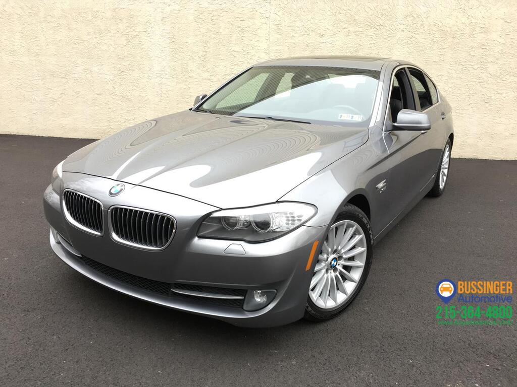 2011 BMW 5 Series 535i xDrive Feasterville PA