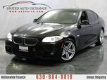 2011 BMW 5 Series 535i xDrive M-sport Package AWD