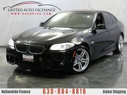 2011_BMW_5 Series_535i xDrive M-sport Package AWD_ Addison IL