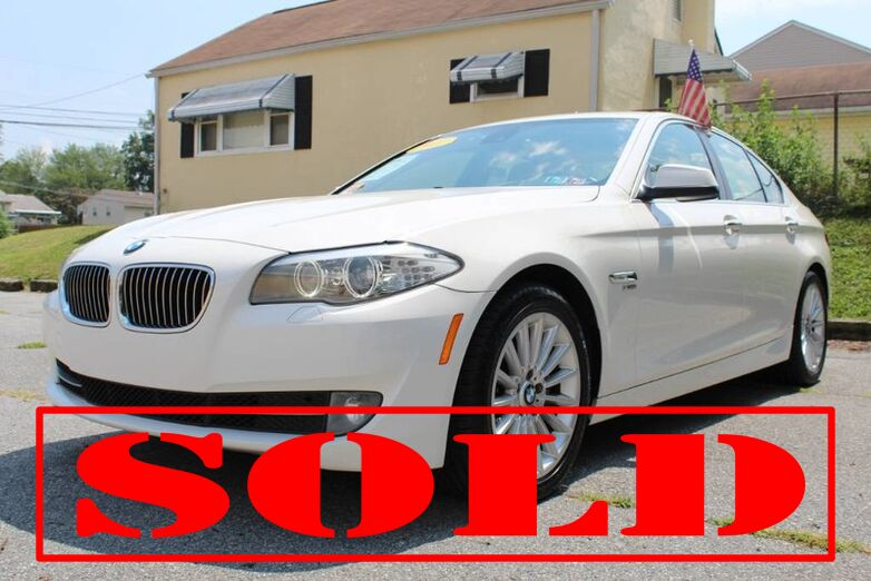 2011 BMW 5 Series 535i xDrive New Castle DE