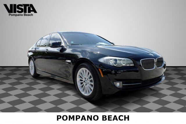 2011 BMW 5 Series 535i xDrive Pompano Beach FL
