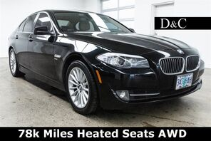 2011_BMW_5 Series_535i xDrive_ Portland OR