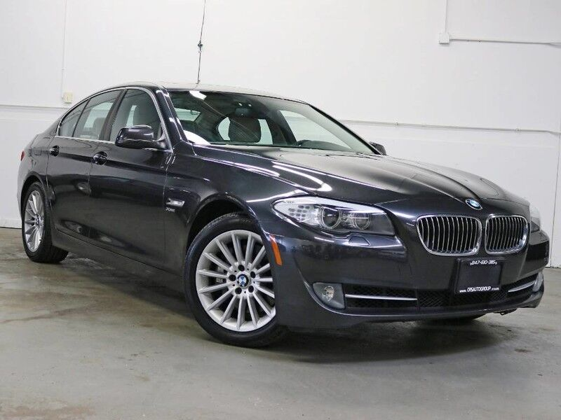 2011 BMW 5 Series 535i xDrive Schaumburg IL