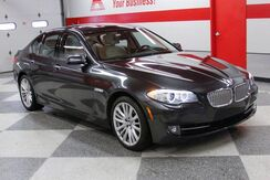 2011_BMW_5 Series_550i_ Austin TX