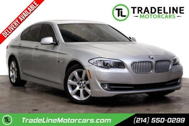 2011 BMW 5 Series 550i CARROLLTON TX