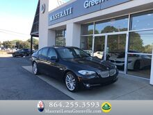 2011_BMW_5 Series_550i_ Greenville SC