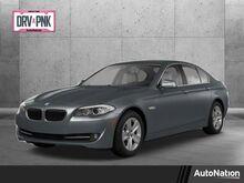 2011_BMW_5 Series_550i_ Roseville CA