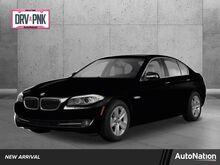 2011_BMW_5 Series_550i_ San Jose CA
