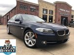 2011 BMW 5 Series 550i xDrive Heads Up Display - Loaded * 1 Owner *