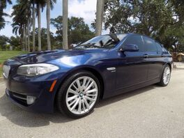 2011_BMW_5 Series_550i xDrive_ Hollywood FL