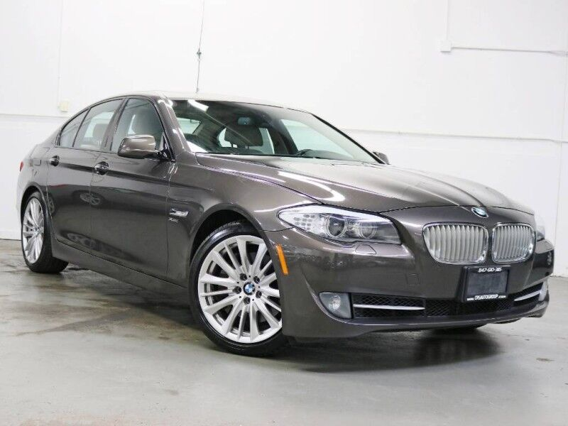 2011 BMW 5 Series 550i xDrive Schaumburg IL