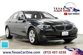 2011_BMW_528i_NAVIGATION SUNROOF LEATHER HEATED SEATS REAR CAMERA KEYLESS START_ Carrollton TX