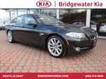2011 BMW 535i xDrive Sedan, Sport Package, Premium Package, Navigation System, Bluetooth Technology, Heated Steering Wheel, Heated Leather Seats, Power Sunroof, Xenon Headlights, 19-Inch Alloy Wheels,