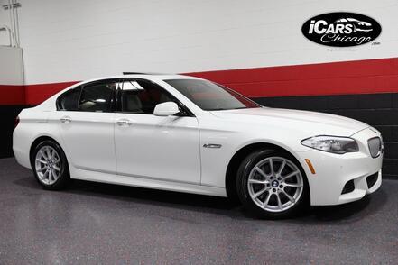 2011_BMW_550i_M Sport 6-Speed Manual 4dr Sedan_ Chicago IL