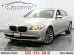 2011 BMW 7 Series 740Li / 3.0L Twin-Turbo Engine / Front and Rear Parking Aid with